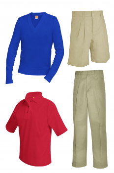 Starter Pack Boys - Pleated Bottoms